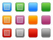 Color buttons with large thumbnails icon
