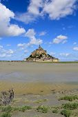 Mont Saint Michel Abbey, Normandy / Brittany, France