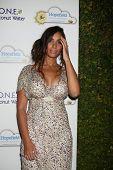 LOS ANGELES - 19 de NOV: Leona Lewis llega a