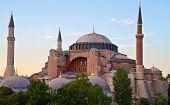 Famous Byzantine Hagia Sophia