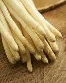 White Asparagus Close-up