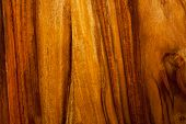 Close-up teak wood textured background