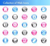 Collection of Web Icons