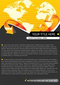 Vector Background For Your Text