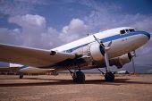 Dc-3 In Africa