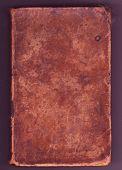 Antique Book Blank