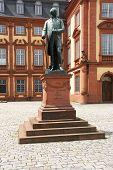 Monument Carl Friedrich of Baden