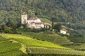Castle Near Merano