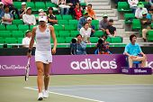 Maria Kirilenko Walking Baseline Full Body