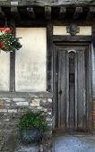 Historic Doorway In Doret England