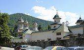 Sinaia Monastery poster
