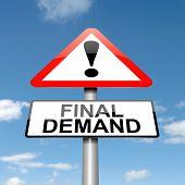 Final Demand Concept.