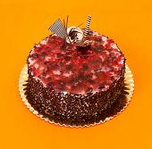 Fruit Jelly Cake