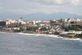 Colorful Coastal City