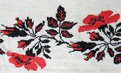 Cross Stitch, Floral Design