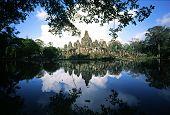 Bayon Templeower, Cambodia
