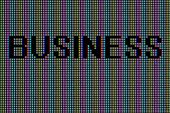 Business, Macro Pixels
