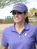 PALM SPRINGS - FEB 7: Mary Bono at the 15th Frank Sinatra Celebrity Invitational Golf Tournament at