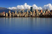 Beautiful city of Vancouver, Canada.