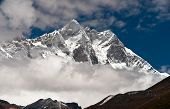 Lhotse And Lhotse Shar Summits