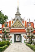 Templo de Wat Arun da Aurora