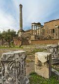 Eeuwige stad - oude Rome