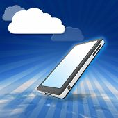 Smart Phone With Cloud Communication