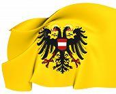 Flagge Heiliges Römisches Reich (1437 – 1493)