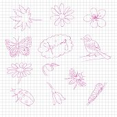 Spring Doodles