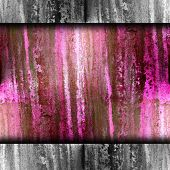 picture of emo  - emo pink abstract grunge texture with cracks in paint wallpaper - JPG