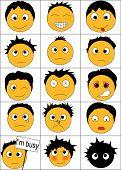 15-smiles
