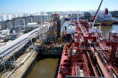 Loading Of Chemical Tanker
