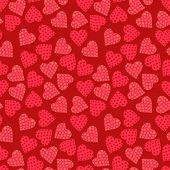 stock photo of amour  - seamless valentine - JPG