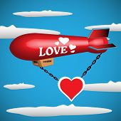 Love blimp
