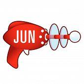 June on retro raygun