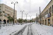 Railways Of Jerusalem Tram