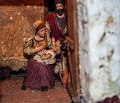 Christmas Nativity Scene
