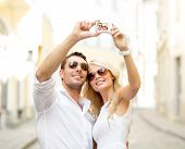 image of lovers  - summer holidays - JPG