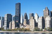 Manhattan Skyline New York City