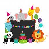 Birthday Animals
