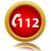 112 red icon