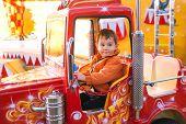 Fire Truck Ride