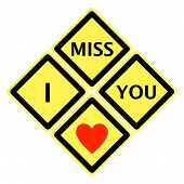 image of miss you  - You can talk  - JPG