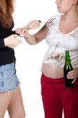 Pregnancy And Bad Habits