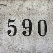 Number 590