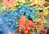 Paintballs That Are Broken, Texture.