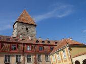 Medieval Buildings poster