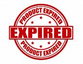Product expired