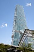 Taipei skyscraper