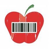 bar code apple
